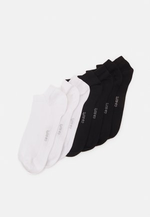 ONLINE SNEAKER 7 PACK UNISEX - Chaussettes - white mix