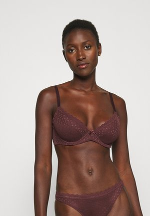 REESE - Underwired bra - red
