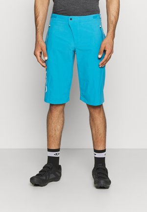 ESSENTIAL ENDURO SHORTS - kurze Sporthose - blue