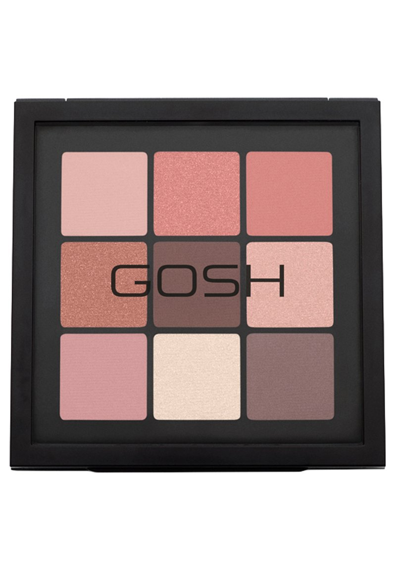 Gosh Copenhagen - EYEDENTITY - Eyeshadow palette - 001 be honest