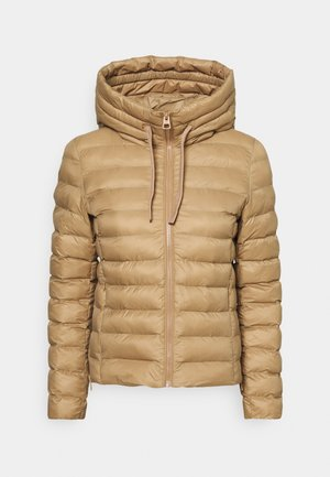 THERMO - Winter jacket - soaked sand