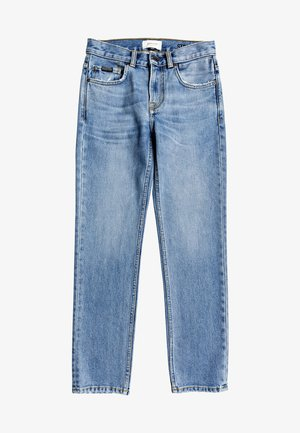 MIT STRAIGHT FIT FÜR  - Straight leg jeans - blue