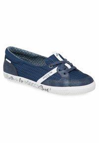 Soccx - Ballet pumps - blue navy - 4
