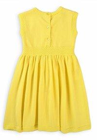 MINOTI - Jumper dress - yellow - 1
