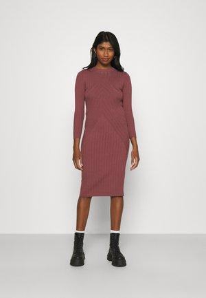 JDYKATE DRESS - Sukienka etui - rose brown