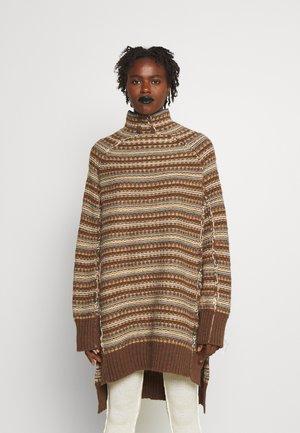 Jumper - light brown