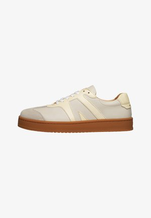 RETRO DRAFT DD - Sneakers laag - weiß/gelb