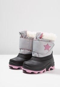 Friboo - Stivali da neve  - light grey - 3