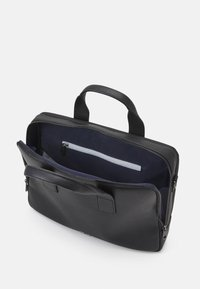 Lacoste - SOFT MATE - Briefcase - black - 2