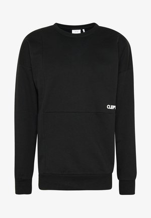 YESTERS - Sweater - black