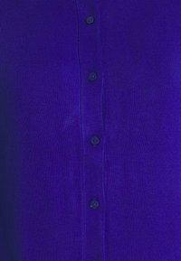 Marks & Spencer London - CREW CARDI PLAIN - Strikjakke /Cardigans - royal blue - 2