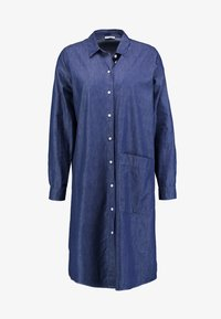 Seidensticker - WASHER - Denim dress - blau - 4
