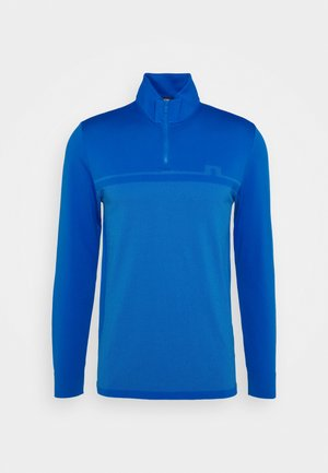 JO SEAMLESS MID LAYER - Jumper - egyptian blue