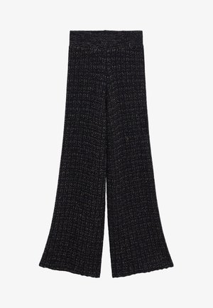 POPPY - Trousers - svart