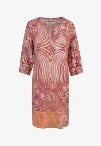 Smith&Soul - Day dress - gold print - 4