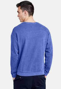 NEW IN TOWN - LONGSLEEVE - Sweater - blue - 2