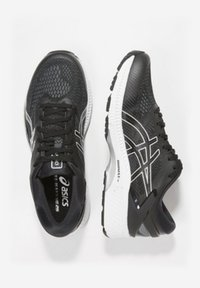ASICS - GEL-KAYANO 26 - Stabilty running shoes - black/white