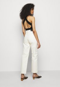 The Kooples - Straight leg jeans - off white - 2