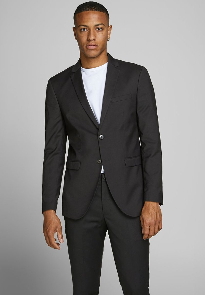 Jack & Jones PREMIUM - Blazer jacket - black