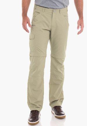 Schöffel Zipp - Outdoor trousers - 4120 - braun