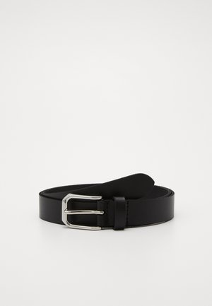 LEATHER - Belte - black