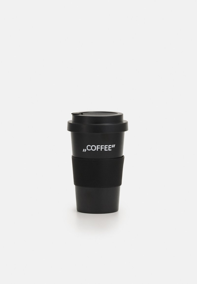 Urban Classics - LETTERED COFFEE MUG UNISEX - Other accessories - black