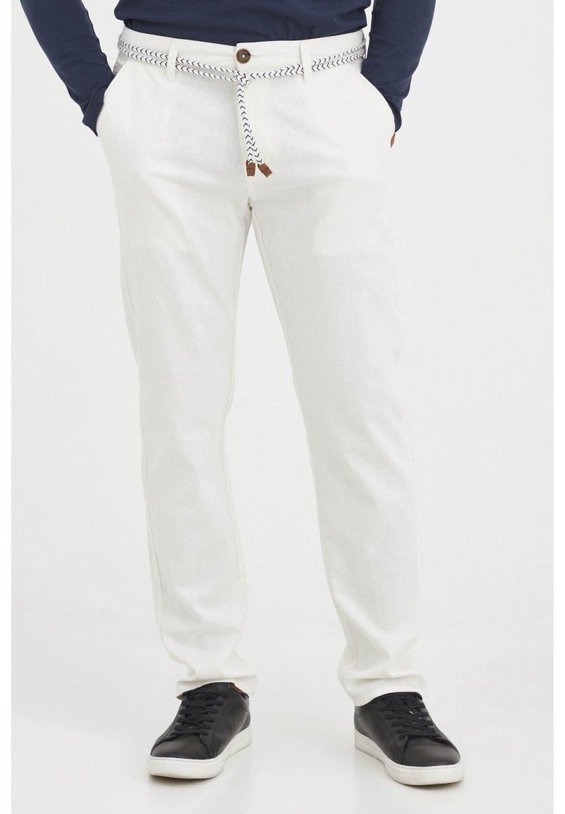 Blend - MENNIX  - Kalhoty - Offwhite