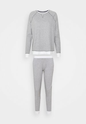 ALDERCY LEG - Pyjamas - medium grey