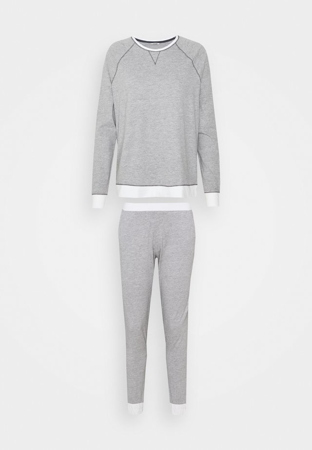 ALDERCY LEG - Pyjama - medium grey