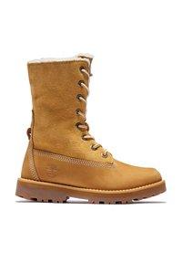 Timberland - Winter boots - wheat nubuck - 4