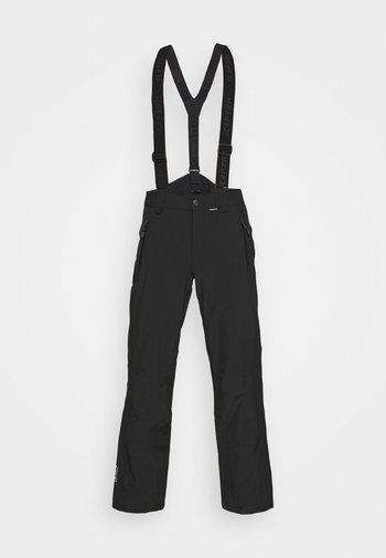 FREIBERG - Snow pants - black