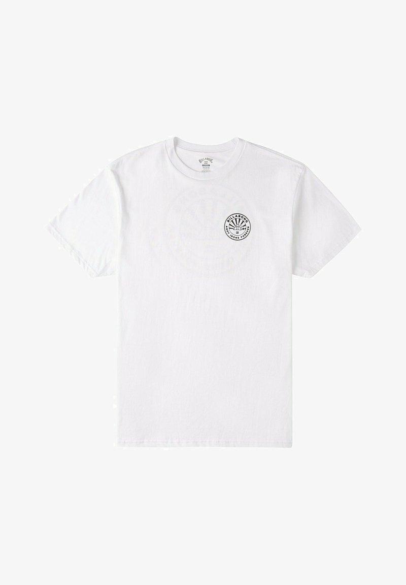 Billabong - AI FOREVER  - Print T-shirt - white