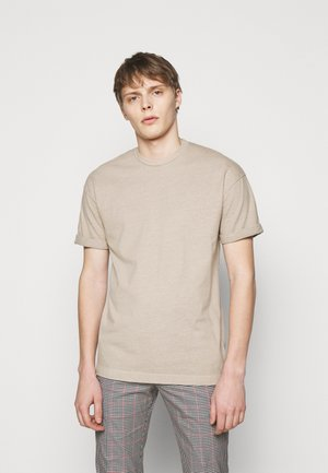 THILO - Basic T-shirt - beige