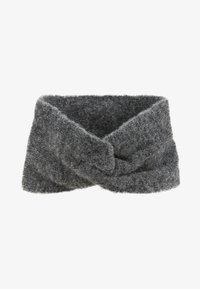 Pieces - Ørevarmere - dark grey melange - 3