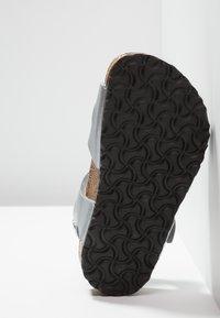 Birkenstock - RIO KIDS - Sandals - silber - 5