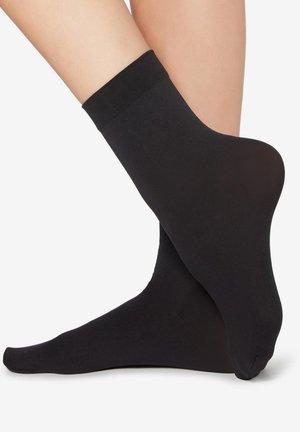 MIT WEICHEM GRIFF - Socks - black