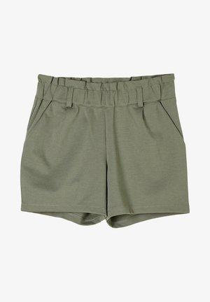 MIT PAPERBAG-BUND - Shorts - olive