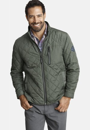OLIAS - Light jacket - olive