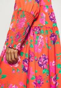 Cras - MILLACRAS DRESS - Paitamekko - pink - 4