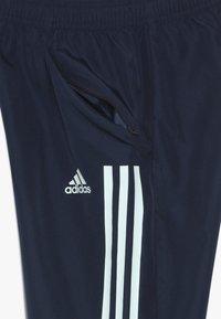 adidas Performance - SPAIN FEF PRESENTATION PANTS - Teplákové kalhoty - collegiate navy - 4
