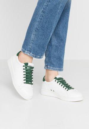 Sneakers - greener pastures