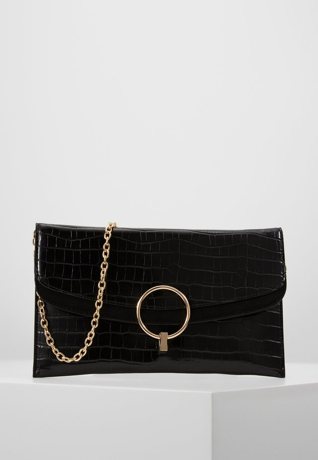 REESE RING DETAIL - Clutch - black