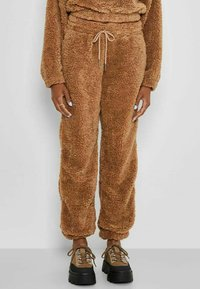 Noisy May - HOSE TEDDY - Tracksuit bottoms - tigers eye - 3