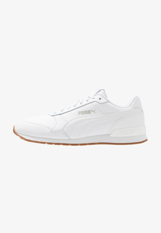 ST RUNNER V2 FULL UNISEX - Zapatillas - white/gray violet