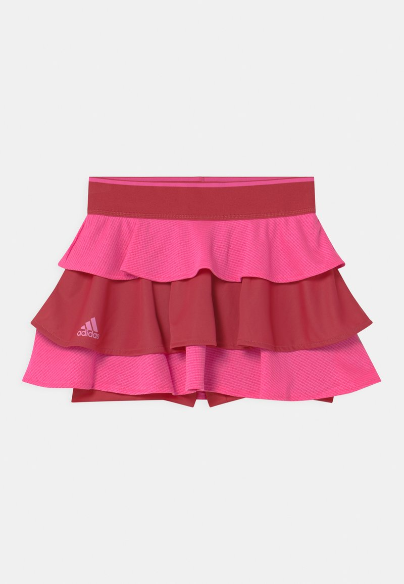 adidas Performance - POP UP - Sportovní sukně - pink