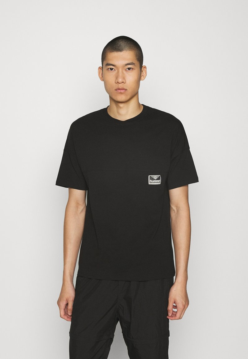 Hummel Hive - BEACH BREAK - T-shirts - black