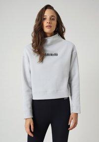 Napapijri - B-OODI - Sweatshirt - grey harbor - 0