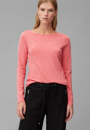 LONGSLEEVE - Long sleeved top - hazy peach