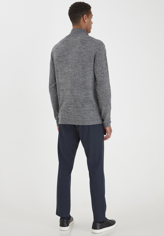 Tailored Originals MURRAY - Sweatshirt - salt a pep/grau - Herrenwinterkleidung JC4d3