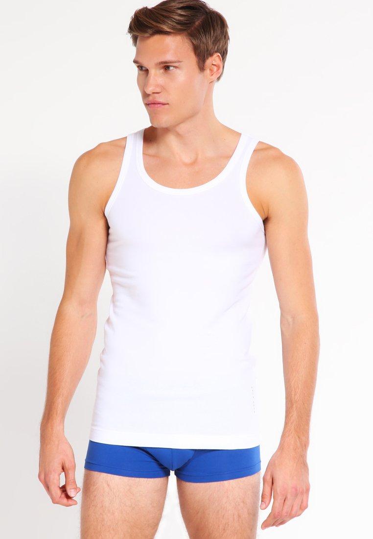 BOSS - SLIM FIT - Undershirt - white